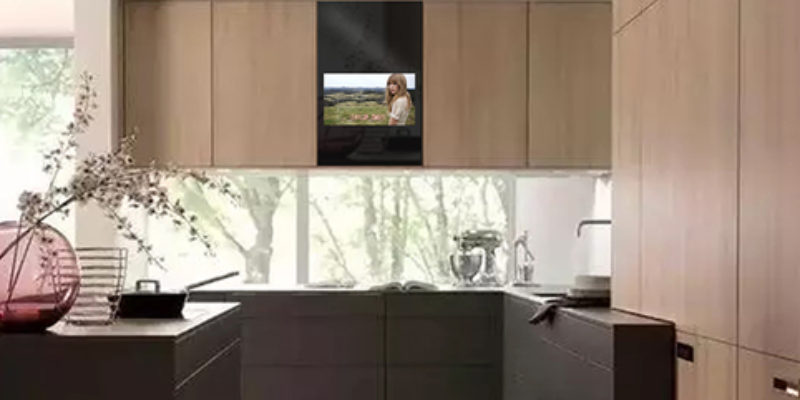 kitchen Smart Mirror